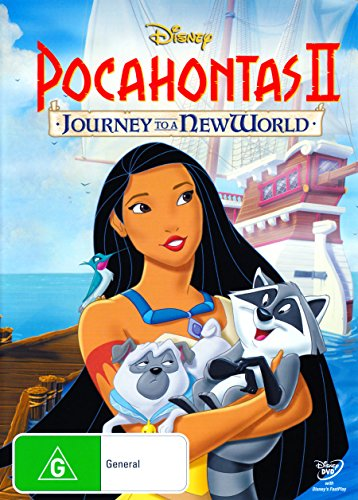 Pocahontas 2 - Journey To A New World : Special Edition