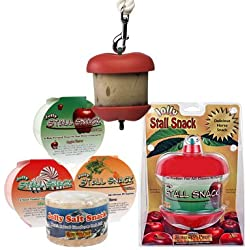 Horseman's Pride Jolly Apple Stall Snacks Refill. Horse Stall Treats and Snacks (Apple Refill)