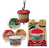 Horseman's Pride Jolly Apple Stall Snack Refills and Apple Holder Available. Horse Stall Treats and Snacks (Apple Stall Snack with Holder)