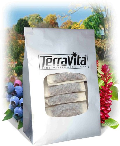 Chaparral Leaf Tea (25 tea bags, ZIN: 516656) - Chaparral Leaf