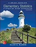 img - for Elementary Statistics: A Brief Version with Formula Card book / textbook / text book