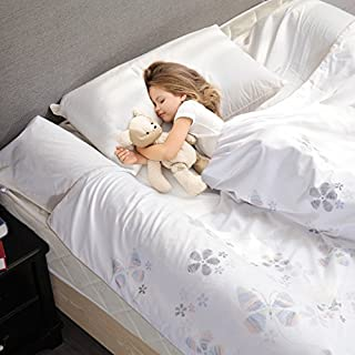 MODVEL Toddler Bed Rail Bumper Guard | Comfortable Hypoallergenic Foam for Toddlers, Boys, Girls | Great Child Safety Product