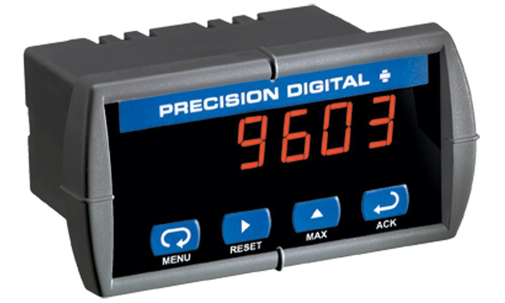 Precision Digital PD603 Sabre P Low-Cost Digital Process Indicator PD603-7R0-0