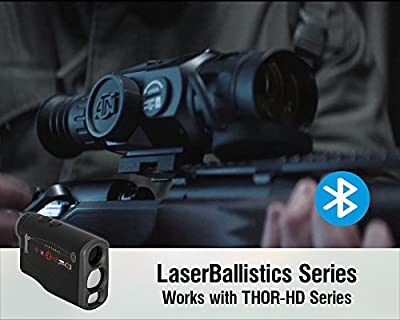 ATN Laser Ballistics Range Finder with Bluetooth