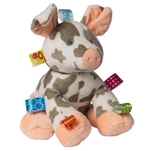 (Taggies Patches Pig Soft Toy)