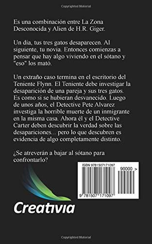 Aquello que Habita en el Sótano: Amazon.es: Sahara Foley, Manuel Alejandro Muñoz Villa: Libros