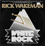 WHITE ROCK LP (VINYL ALBUM) UK A&M 1977