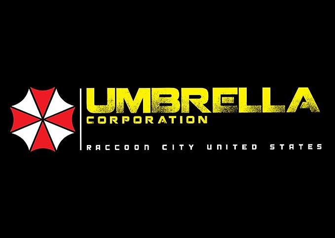 Resident Evil: Paraguas Corp. Película Cap Negro Black Cap with grey peak edging Talla única: Amazon.es: Ropa y accesorios