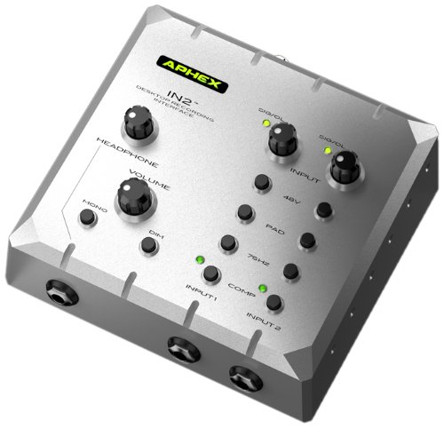 UPC 693714914215, Aphex IN 2 Microphone Preamp