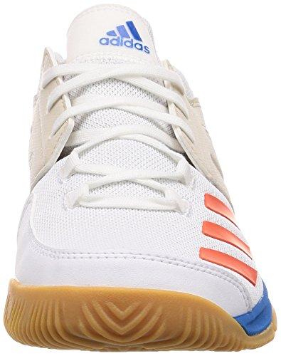 Hombre Blanco Zapatillas para Adidas Azubri 000 Ftwbla Rojsol Essence de Balonmano ZS1wFHx