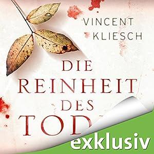 Die Reinheit des Todes (Julius Kern 1) Audiobook