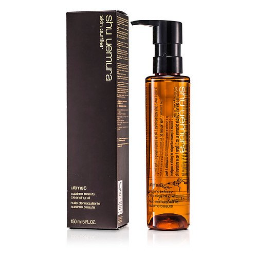Shu Uemura by Shu Uemura Ultime 8 Sublime Beauty Cleansing Oil --150ml/5oz for WOMEN ---(Package Of 3)