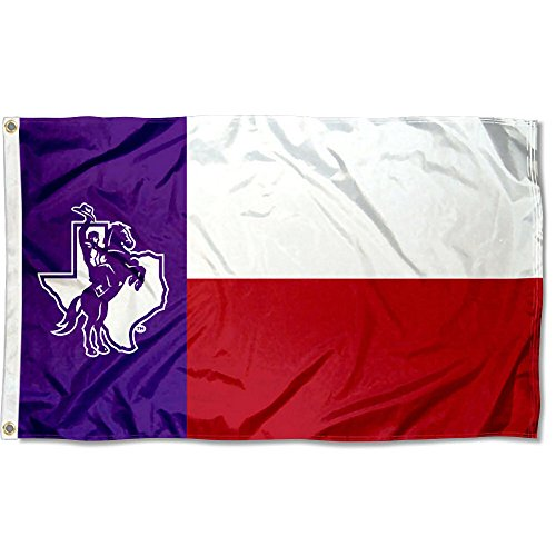 College Flags and Banners Co. Tarleton State Texans State of Texas 3′ x 5′ Flag Review
