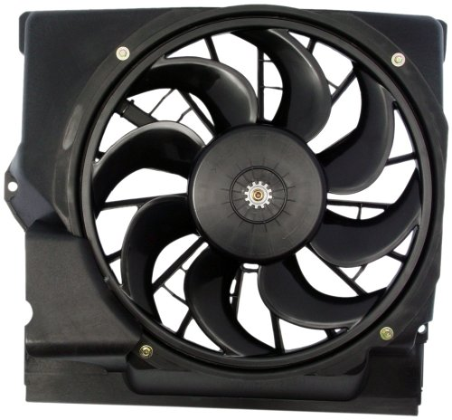 VDO FA70000 Condenser Fan Assembly 323i Condenser Cooling Fan