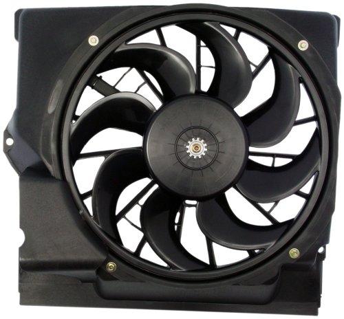 VDO FA70000 Condenser Fan Assembly 323i Condenser Cooling Fan