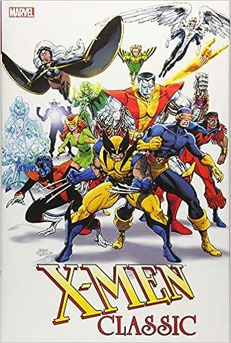 93beca89733 Amazon.com: X-Men Classic Omnibus (9781302908119): Chris Claremont ...