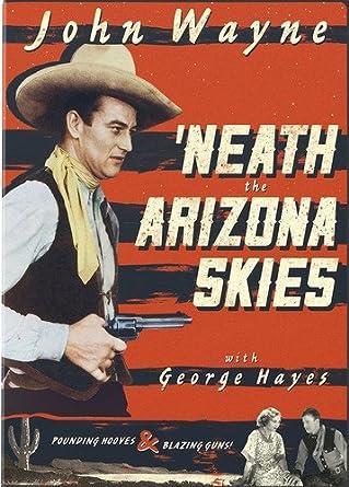 Amazon.com  Neath the Arizona Skies  John Wayne 83a9fe3e61bd