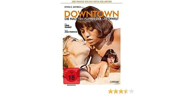 Amazon.com: Downtown (1975) (Downtown - Die nackten Puppen der Unterwelt)  (Down town)  [ NON-USA FORMAT, PAL, Reg.0 Import - Germany ]: Jesus Franco, ...