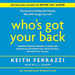Who's Got Your Back Audiobook