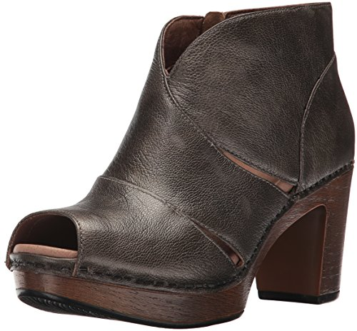 Dansko Women's Delphina Ankle Bootie, Aged Bronze/Metallic, 41 EU/10.5-11 M - Returns 6pm.com