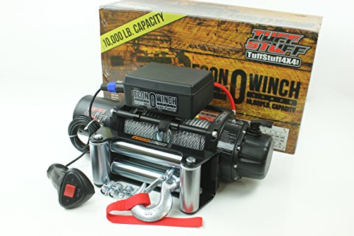 Buy Tuff Stuff 10000 Lb Econo Winch