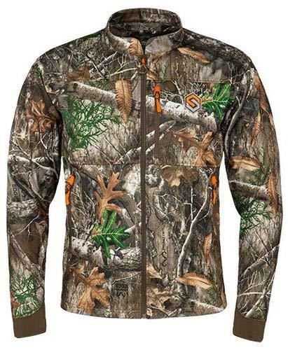 ScentLok Savanna Crosshair Jacket Realtree Edge Large