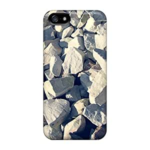 New Snap-on Dana Lindsey Mendez Skin Case Cover Compatible With Iphone 5/5s- Stones
