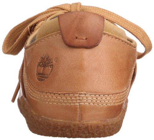 Para Marrón Mujer Piel De Timberland Zapatillas SvUBTUt