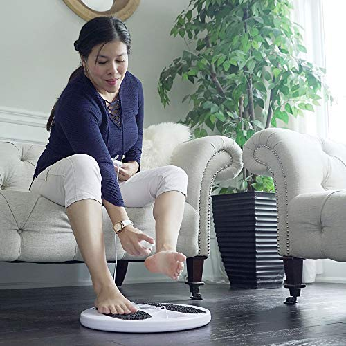 DR-HO'S Circulation Promoter TENS Unit and EMS - Improves Circulation, Reduces Swelling, and Alleviates Feet and Leg Pain - Ultimate Package (Includes DR-HO'S Pain Therapy System and More)