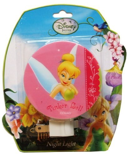 Night Disney Tinkerbell Light (Disney Fairies Tinkerbell Night Light)