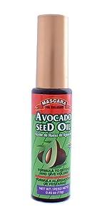 Avocado Seed Oil Mascara by Plantimex