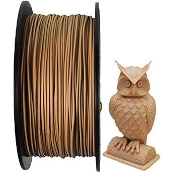 Danti Tech – Filamento de madera – 1,75 mm 3d impresora PLA ...