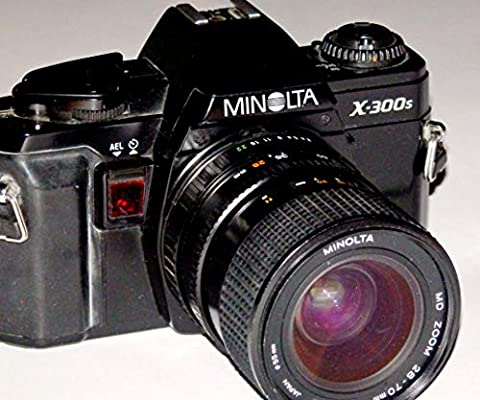 MINOLTA X-300s X300s - cámara SLR - incluye lente MINOLTA MD Zoom ...