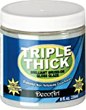 Triple Thick Brilliant Brush-On Gloss Glaze - 8 oz. 1 pcs sku# 640522MA
