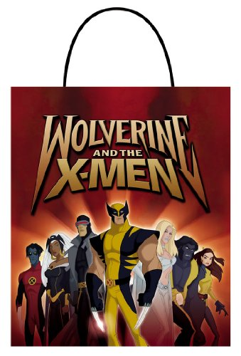 Marvel Wolverine And The X-Men Trick or Treat Bag - 16inch