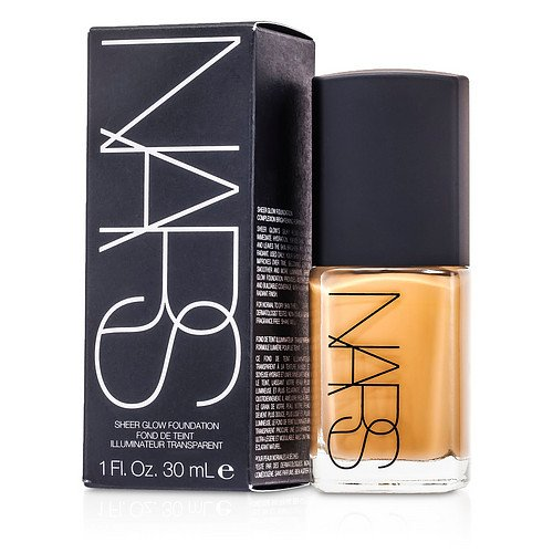 NARS by Nars Sheer Glow Foundation - Stromboli --30ml/1oz for WOMEN ---(Package Of 2)