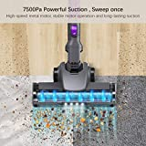 Housmile 7.5Kpa Cordless Handheld Vacuum Cleaner, Bagless and Lightweight Vacuum Powerful Moter
