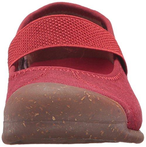 Shoe Red Hiking Sienna US Dahlia M Women's Canvas MJ 5 KEEN w1TqBCXx