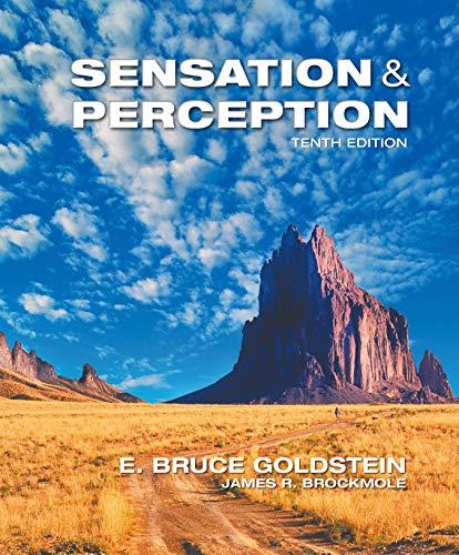 Sensation and Perception, Loose-leaf Version
