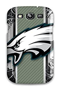 Awesome Design Attractive Abstract Philadelphia Nfl Philadelphia Eagles Hard Case Cover For Galaxy S3