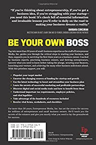Start Your Own Business, Sixth Edition: The Only Startup Book You'll Ever Need from Entrepreneur Press