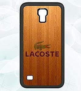 Lacoste Faddish Brand Logo Cool Pattern Anti Scratch Hard Carcasa Para Samsung Galaxy S4 I9500