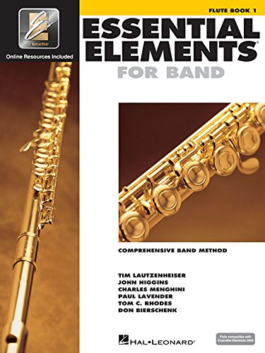 Essential Elements 2000: Book 1 (Flute) (Flute For Beginners)