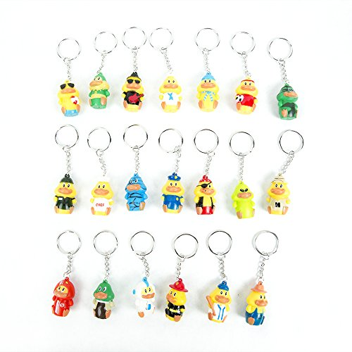 Duck Keychain - 9