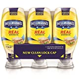 Hellmann's Squeeze Real Mayonnaise 25 oz., 3 ct. A1
