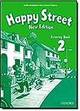 Happy Street 2. Activity Book (Happy Second Edition)