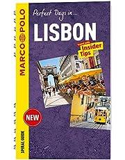 Lisbon Marco Polo Spiral Guide