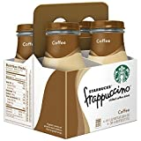 Starbucks Frappuccino Coffee, 1 Pack of 4, 9.5 oz Bottles