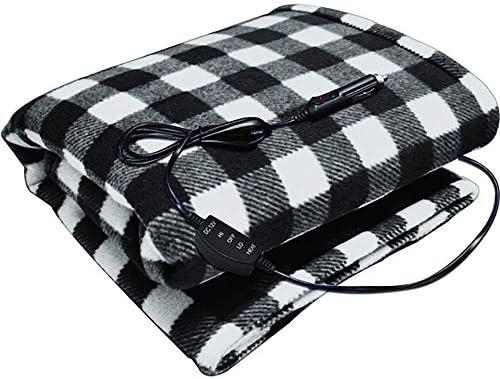 車の暖房毛布12V電気毛布車の暖房毛布150x60cm