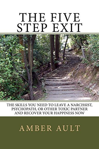 Five Step Exit Narcissist Psychopath ebook product image